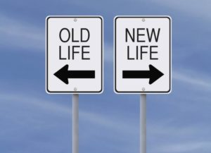 Old Life or New Life? your decision